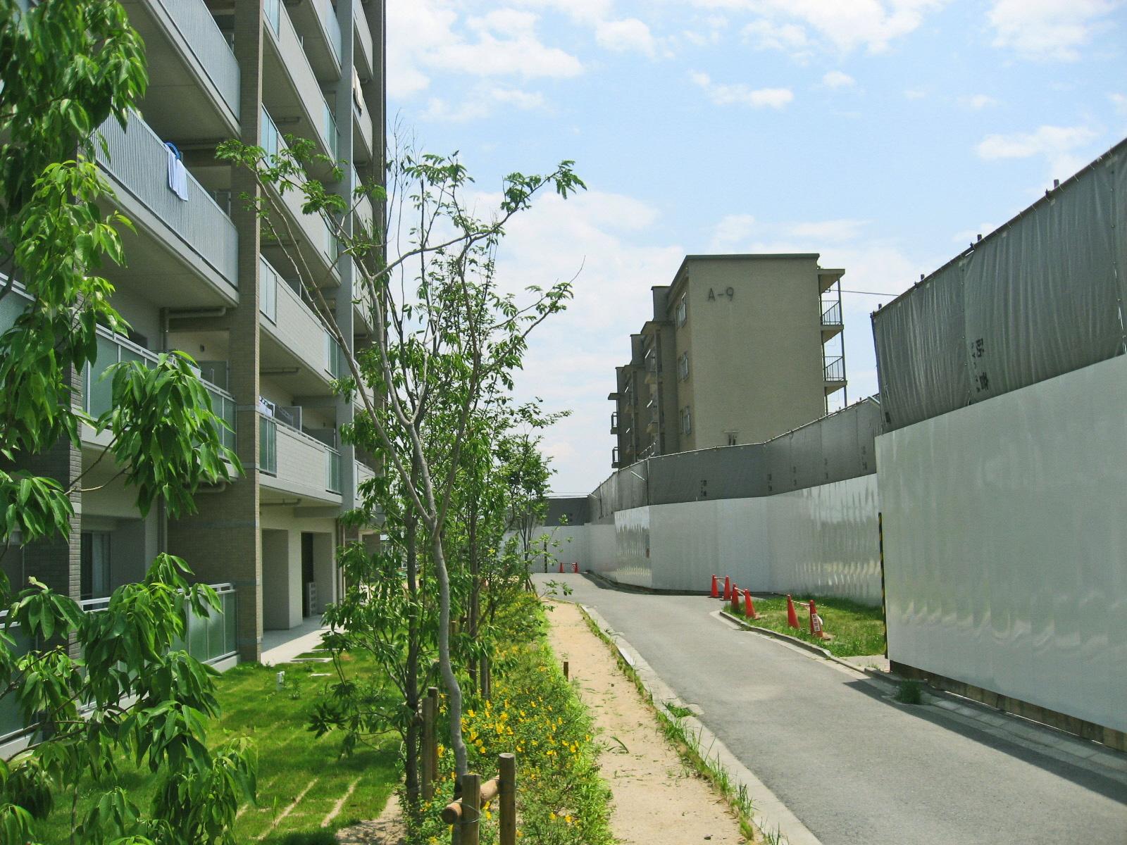 千里ニュータウン写真