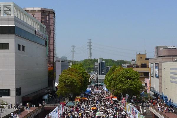 多摩ニュータウン(東京)