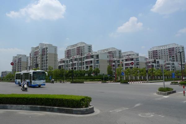 浦江鎮(中国・上海)