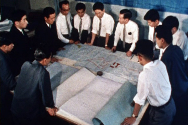 大阪府企業局による千里ニュータウンの計画検討